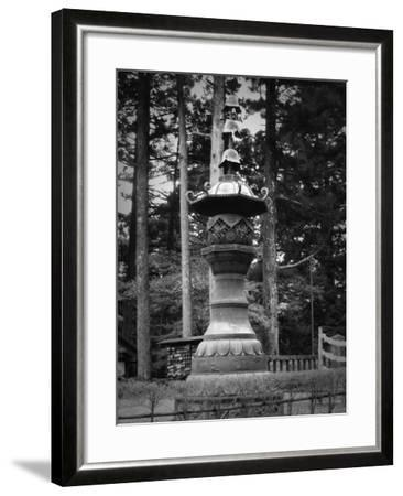 Nikko Sculpture-NaxArt-Framed Art Print