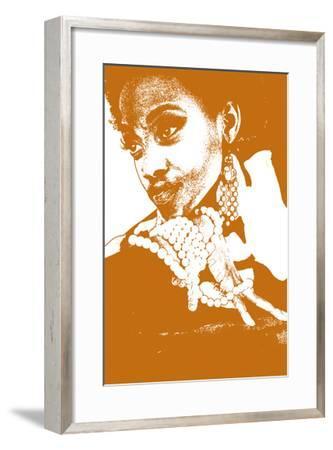 Aisha Brown-NaxArt-Framed Art Print