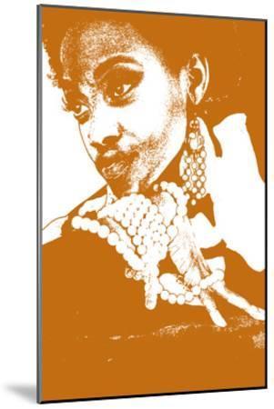 Aisha Brown-NaxArt-Mounted Art Print