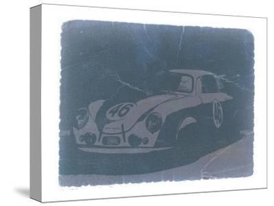 Porsche 356 Coupe Front-NaxArt-Stretched Canvas Print