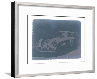 Porsche 356 Coupe Front-NaxArt-Framed Art Print