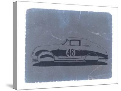 Porsche 356 Coupe-NaxArt-Stretched Canvas Print