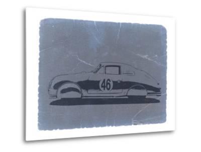 Porsche 356 Coupe-NaxArt-Metal Print