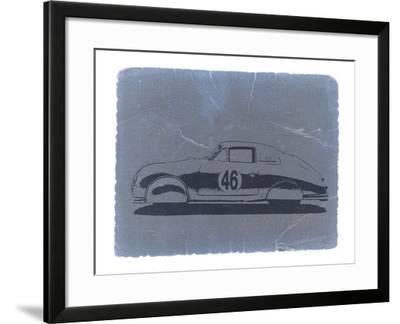 Porsche 356 Coupe-NaxArt-Framed Art Print