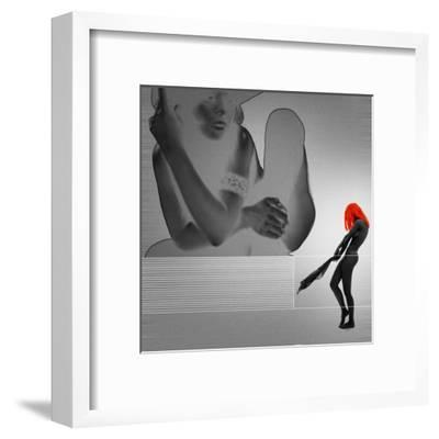 Alias-NaxArt-Framed Art Print