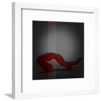 Defiance-NaxArt-Framed Art Print