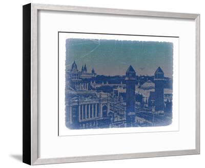 Barcelona-NaxArt-Framed Art Print