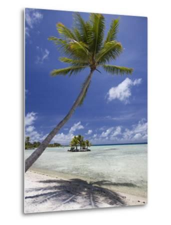 Manihi Pearl Beach Resort-Aaron Huey-Metal Print