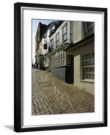 Old Town, Lymington, Hampshire, England, United Kingdom, Europe-David Hughes-Framed Photographic Print