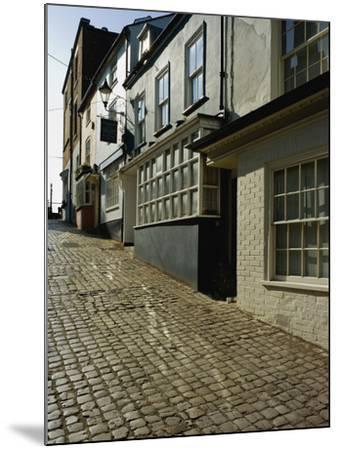 Old Town, Lymington, Hampshire, England, United Kingdom, Europe-David Hughes-Mounted Photographic Print