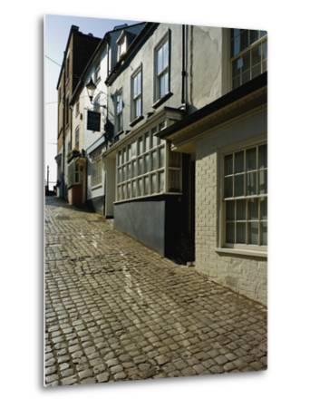 Old Town, Lymington, Hampshire, England, United Kingdom, Europe-David Hughes-Metal Print