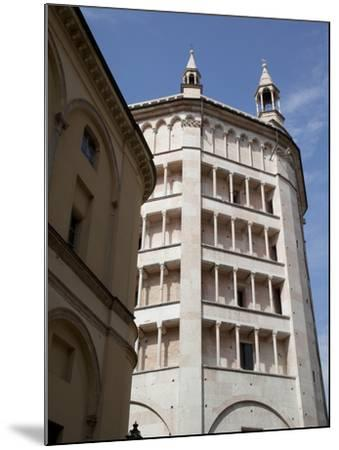 The Baptistry, Parma, Emilia Romagna, Italy, Europe-Frank Fell-Mounted Photographic Print
