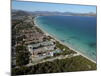 Platja D'Alcudia, Mallorca, Balearic Islands, Spain, Mediterranean, Europe-Hans Peter Merten-Mounted Photographic Print