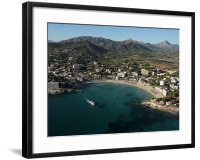 Playa De Peguera, Mallorca, Balearic Islands, Spain, Mediterranean, Europe-Hans Peter Merten-Framed Photographic Print
