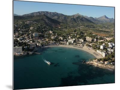Playa De Peguera, Mallorca, Balearic Islands, Spain, Mediterranean, Europe-Hans Peter Merten-Mounted Photographic Print