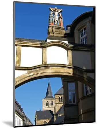 Cathedral, UNESCO World Heritage Site, Trier, Rhineland-Palatinate, Germany, Europe-Hans Peter Merten-Mounted Photographic Print