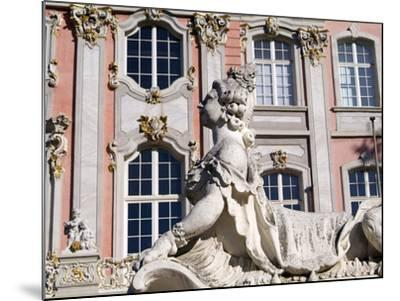 Electoral Palace, Trier, Rhineland-Palatinate, Germany, Europe-Hans Peter Merten-Mounted Photographic Print