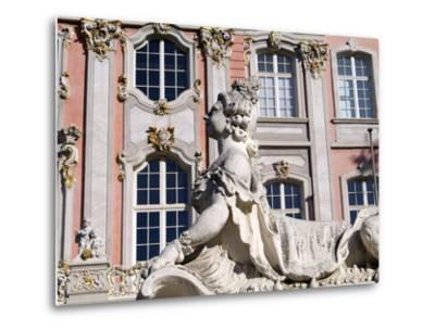 Electoral Palace, Trier, Rhineland-Palatinate, Germany, Europe-Hans Peter Merten-Metal Print