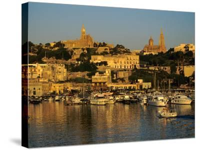 Mgarr Harbour, Gozo, Malta, Mediterranean, Europe-Stuart Black-Stretched Canvas Print