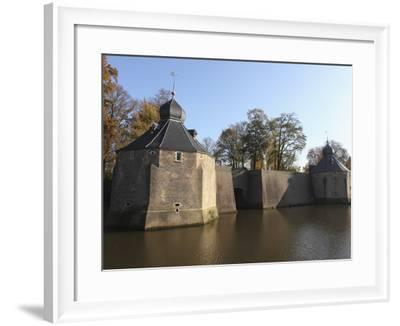 Fortified Spanish Gate (Spanjaardsgat), Spanish Troops Entry Point to the City in 1624, Breda, Noor-Stuart Forster-Framed Photographic Print