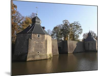 Fortified Spanish Gate (Spanjaardsgat), Spanish Troops Entry Point to the City in 1624, Breda, Noor-Stuart Forster-Mounted Photographic Print