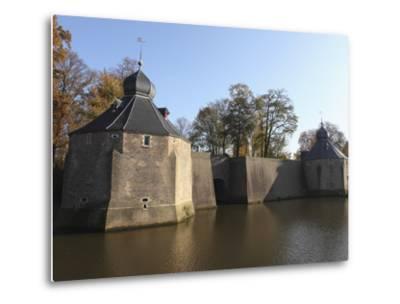 Fortified Spanish Gate (Spanjaardsgat), Spanish Troops Entry Point to the City in 1624, Breda, Noor-Stuart Forster-Metal Print