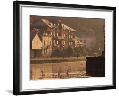 Exeter Quay, Exeter, Devon, England, United Kingdom, Europe-Jeremy Lightfoot-Framed Photographic Print