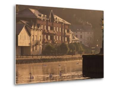 Exeter Quay, Exeter, Devon, England, United Kingdom, Europe-Jeremy Lightfoot-Metal Print
