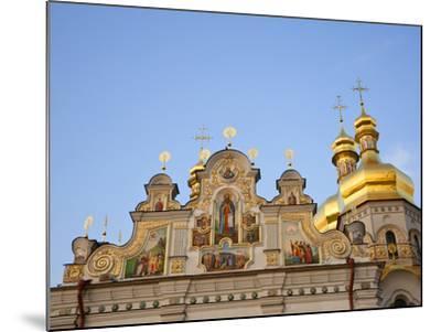 Holy Dormition, Kiev-Pechersk Lavra, UNESCO World Heritage Site, Kiev, Ukraine, Europe-Graham Lawrence-Mounted Photographic Print