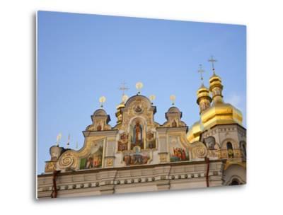 Holy Dormition, Kiev-Pechersk Lavra, UNESCO World Heritage Site, Kiev, Ukraine, Europe-Graham Lawrence-Metal Print