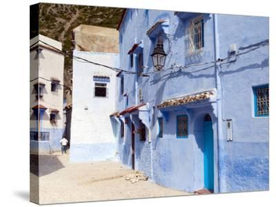 Chefchaouen (Chaouen), Tangeri-Tetouan Region, Rif Mountains, Morocco, North Africa, Africa-Nico Tondini-Stretched Canvas Print