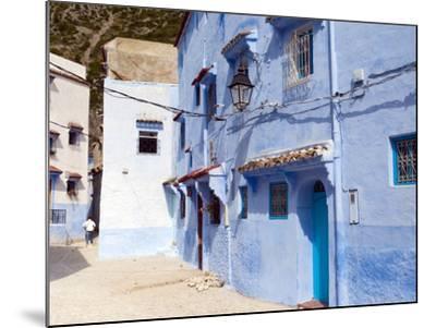 Chefchaouen (Chaouen), Tangeri-Tetouan Region, Rif Mountains, Morocco, North Africa, Africa-Nico Tondini-Mounted Photographic Print