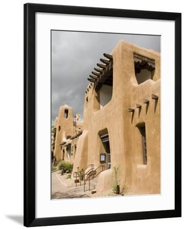 New Mexico Museum of Art, Santa Fe, New Mexico, United States of America, North America-Richard Cummins-Framed Photographic Print