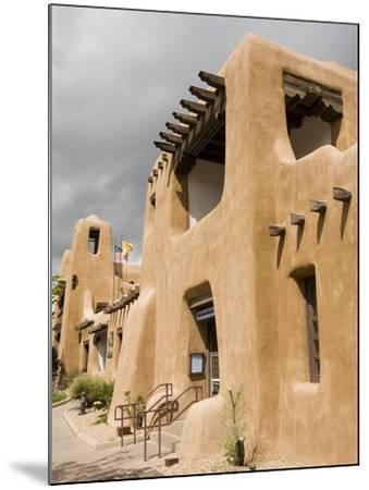 New Mexico Museum of Art, Santa Fe, New Mexico, United States of America, North America-Richard Cummins-Mounted Photographic Print