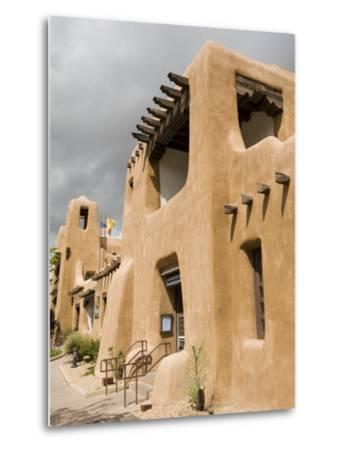 New Mexico Museum of Art, Santa Fe, New Mexico, United States of America, North America-Richard Cummins-Metal Print