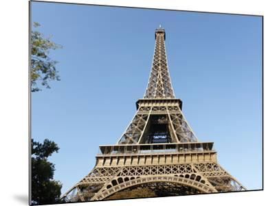 Eiffel Tower, Paris, France, Europe-Godong-Mounted Photographic Print