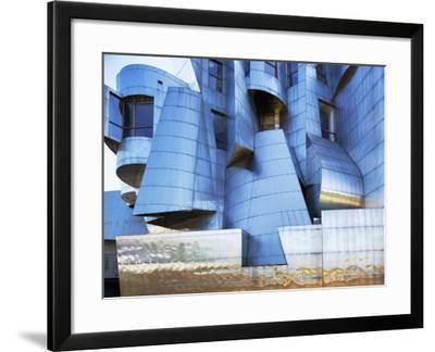 Weisman Art Museum Building at University of Minnesota, Saint Paul, Minnesota, Usa-Paul Souders-Framed Photographic Print