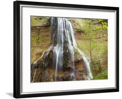 Smith Falls State Park in Cherry County, Nebraska, Usa-Chuck Haney-Framed Photographic Print