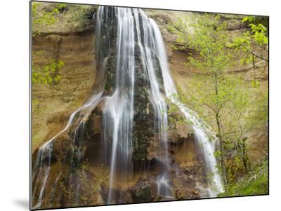 Smith Falls State Park in Cherry County, Nebraska, Usa-Chuck Haney-Mounted Photographic Print