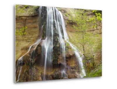 Smith Falls State Park in Cherry County, Nebraska, Usa-Chuck Haney-Metal Print