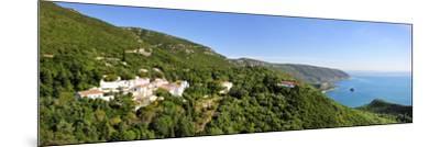 Arrabida Natural Park, Setubal, Portugal-Mauricio Abreu-Mounted Photographic Print