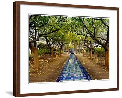 Parque Das Nacoes. Lisbon, Portugal-Mauricio Abreu-Framed Photographic Print