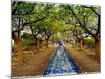 Parque Das Nacoes. Lisbon, Portugal-Mauricio Abreu-Mounted Photographic Print