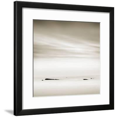 Quet Morning, Near Biarritz, Aquitaine, France-Nadia Isakova-Framed Photographic Print