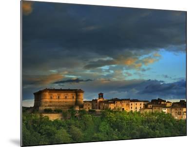 Italy, Umbria, Terni District, Alviano, the Castle ...
