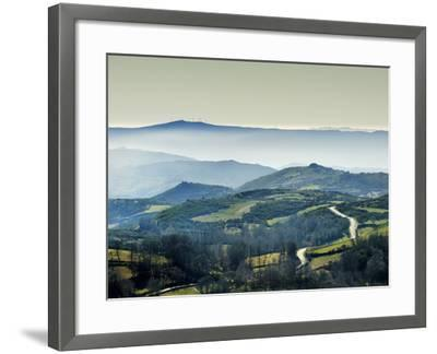 Mountains in the MiSt. Alturas Do Barroso, Tras-Os-Montes, Portugal-Mauricio Abreu-Framed Photographic Print