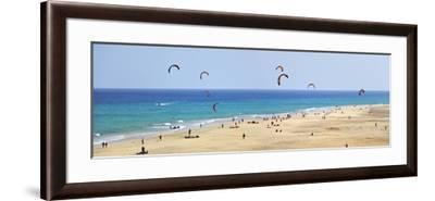 Playa De Sotavento De Jandia, Fuerteventura, Canary Islands-Mauricio Abreu-Framed Photographic Print