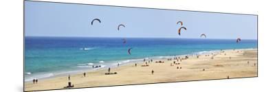 Playa De Sotavento De Jandia, Fuerteventura, Canary Islands-Mauricio Abreu-Mounted Photographic Print