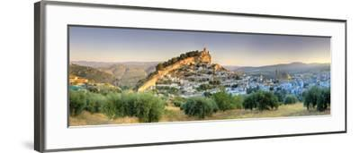 Spain, Andalucia, Granada Province, Montefrio Village-Michele Falzone-Framed Photographic Print