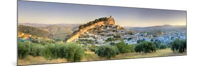 Spain, Andalucia, Granada Province, Montefrio Village-Michele Falzone-Mounted Photographic Print